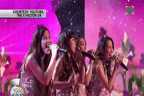 4th Impact, tanggal na sa 'X Factor UK'