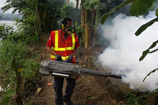 Rentokil holds anti-dengue campaign