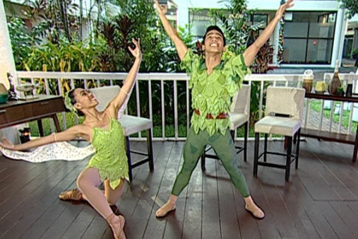 A great way to spend Christmas vacation? Watch Ballet PH's 'Peter Pan'