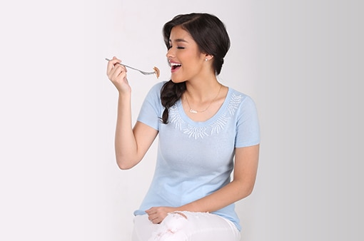 Why Liza Soberano loves Mega Tuna