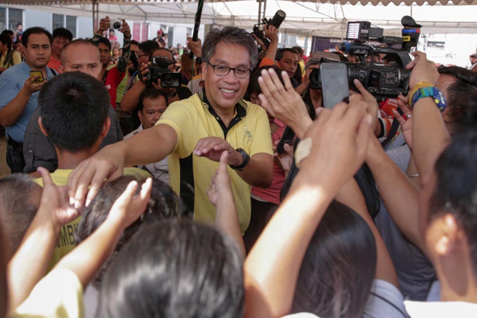 Palace not bothered by Roxas' poor showing in survey