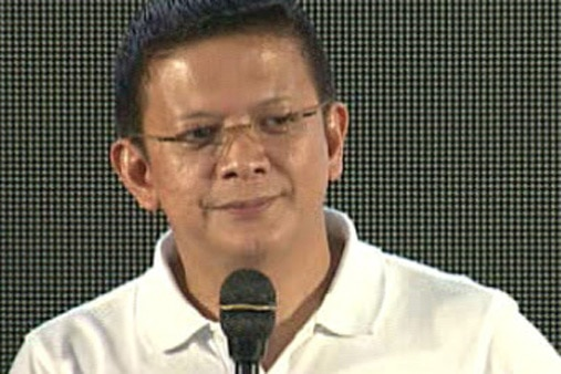 Escudero asked: What if Robredo wins?