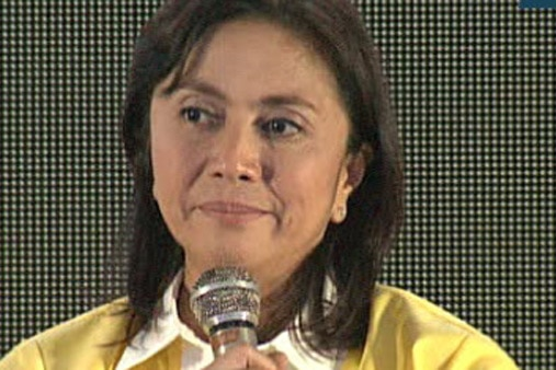 Robredo talks about being Mar's 'last choice'