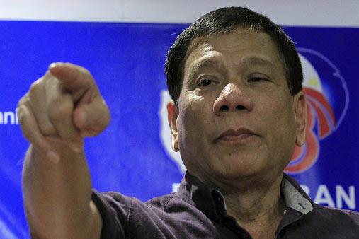 Will Duterte's expletives hurt his presidential bid?