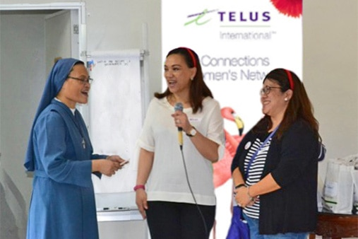 TELUS International PH celebrates female empowerment in the workplace