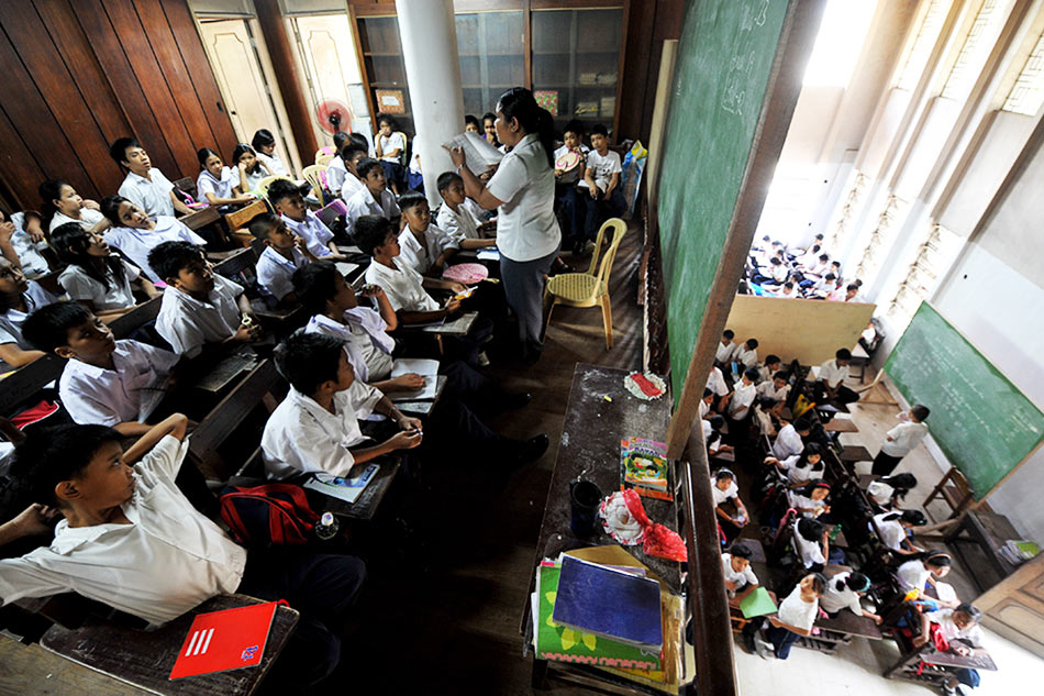 public education in the philippines