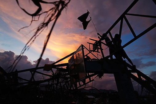 Yolanda rehab is 95 percent complete: DILG
