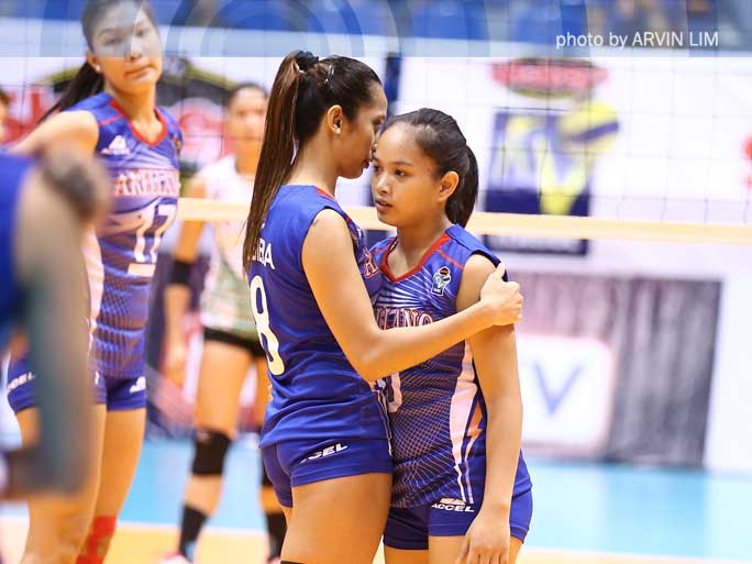 Arellano opens NCAA volleyball defense vs Letran