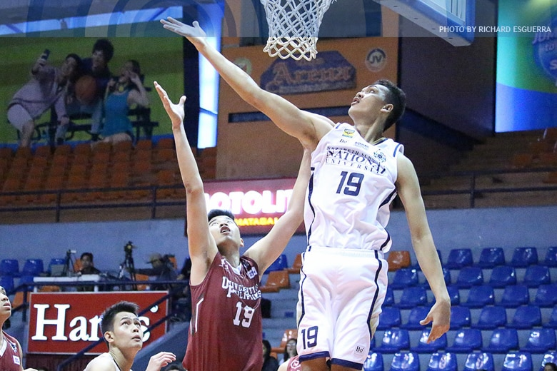 NU crushes UE to stay unbeaten in juniors hoops
