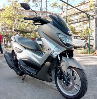 yamaha brings urban commuter nmax to philippines abs cbn news. Black Bedroom Furniture Sets. Home Design Ideas