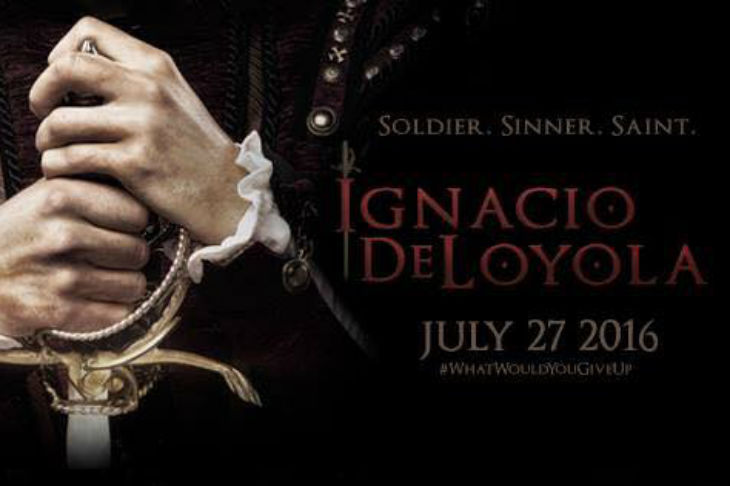 'Sinner film' Ignacio de Loyola to be screened in PH