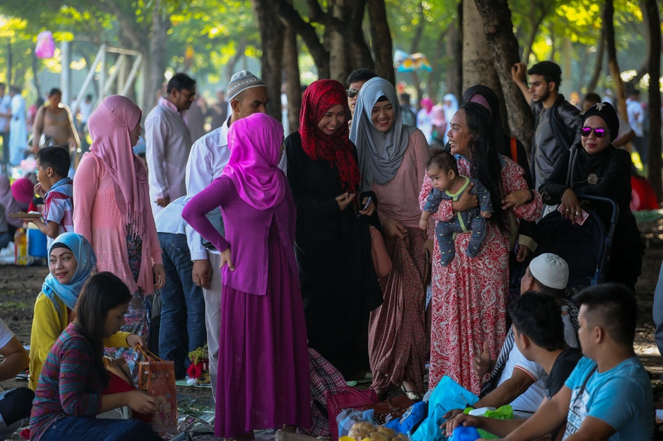 Duterte: Eid celebration 'timely and relevant' 1