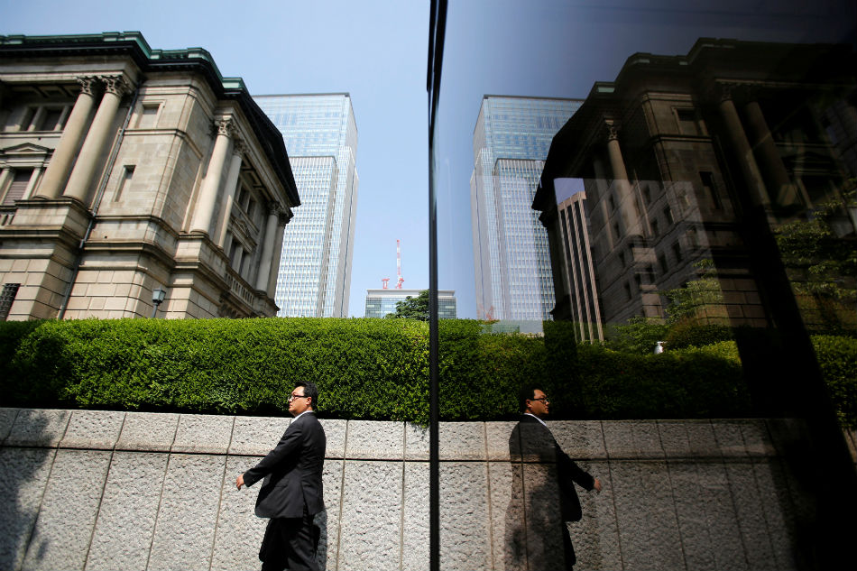 JGBs steady, take BOJ policy decision in stride