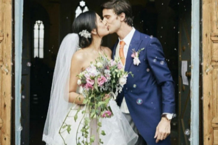 Isabelle Daza: 'I was afraid to get married'