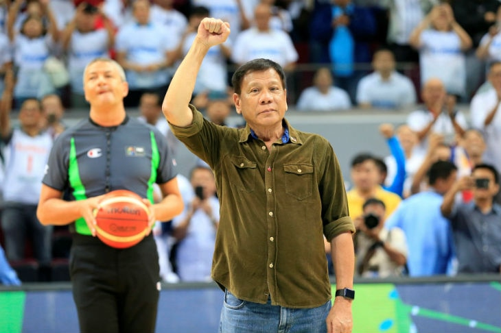 Duterte approves 2019 SEA Games in Davao City