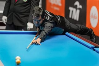 SEA Games: Biado holds off Vietnamese to secure 9-ball gold