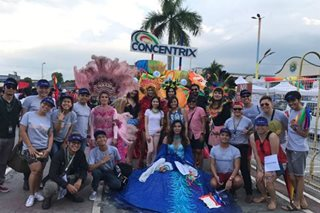 Concentrix PH joins Metro Manila Pride March