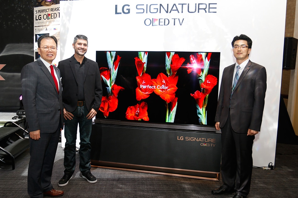 Heres Why This Oled Tv Is Worth The Price Abs Cbn News