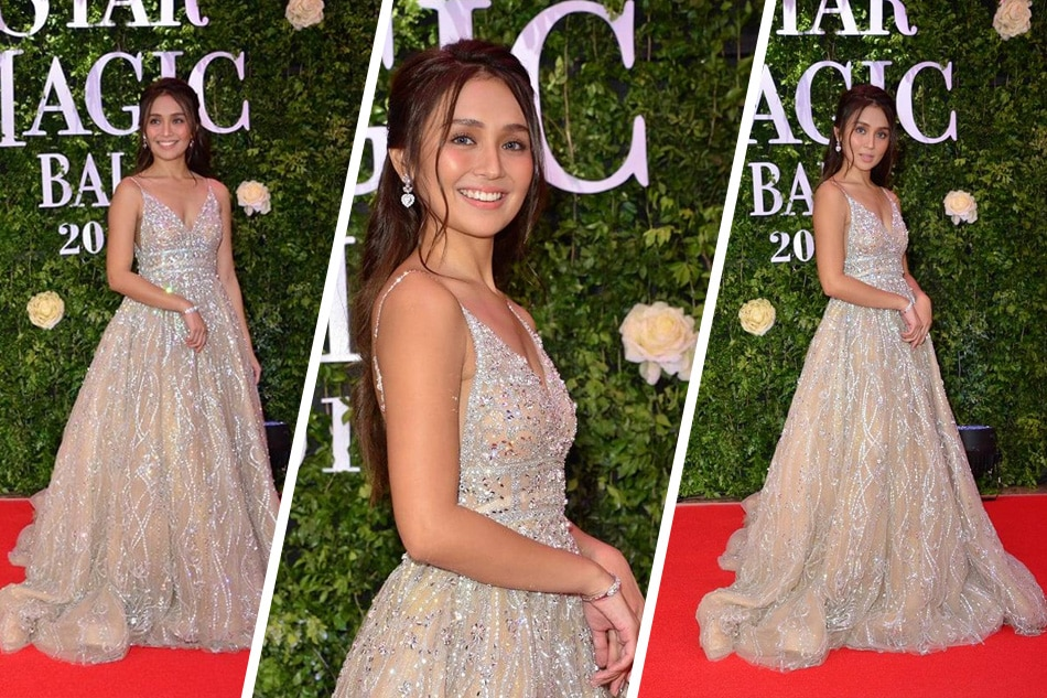 5 reasons why Kathryn Bernardo stole the spotlight on #StarMagicBall2017