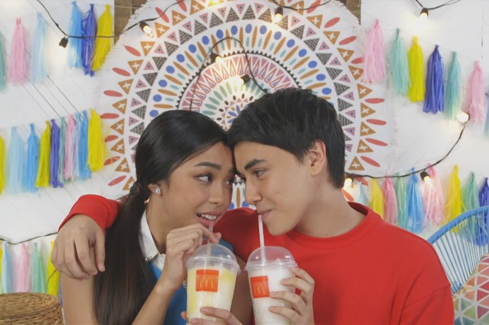 WATCH: MayWard keeps it cool and 'kilig'