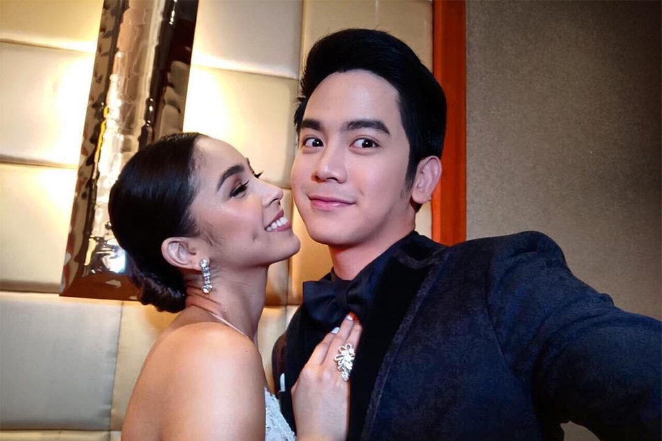 An intimate look at #StarMagicBall2017: Check out these exclusive celeb selfies