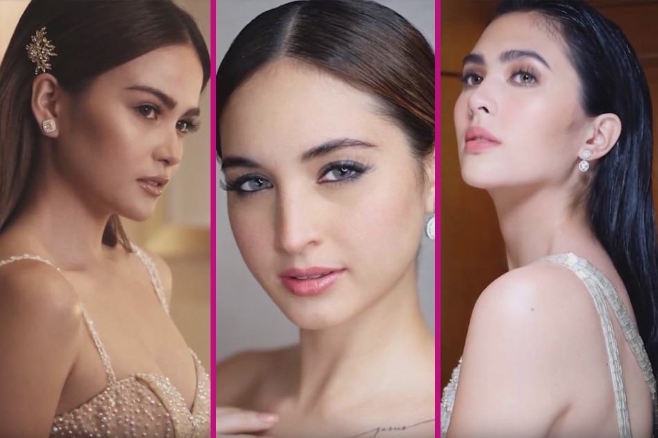 Check out these celebrity-approved red-carpet hairstyles at Star Magic Ball 2017
