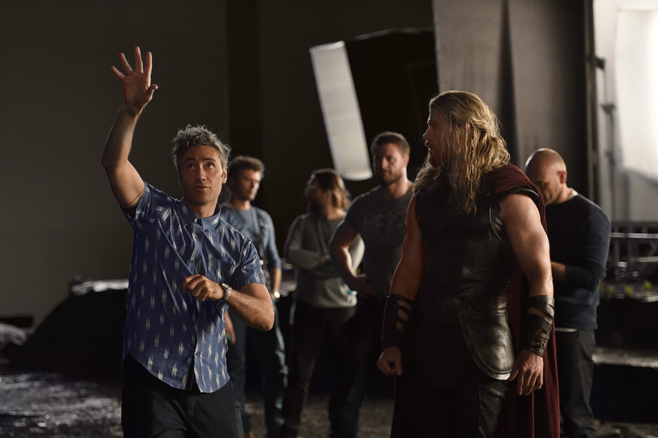 Taika Waititi Pitched Valkyrie As The Han Solo Of 'Thor: Ragnarok&#39