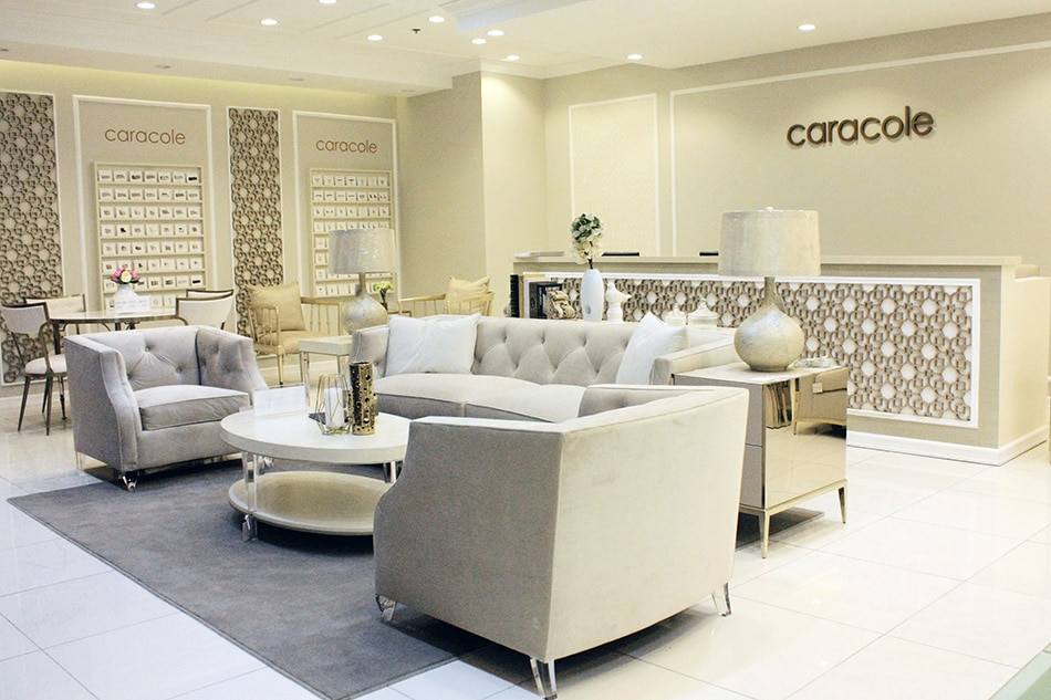 Caracole opens its first flagship store in PH