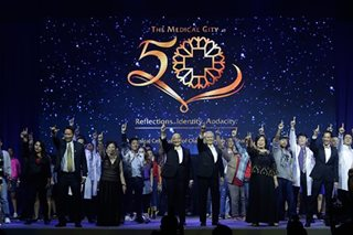 The Medical City celebrates its 50th anniversary