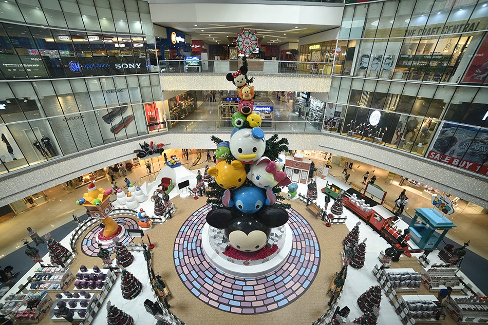 Tsum-tacular Christmas at SM North EDSA