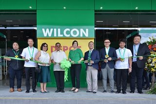 Wilcon celebrates 40 years of success with Cabanatuan branch opening