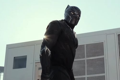 Marvel Studios starts filming 'Black Panther'
