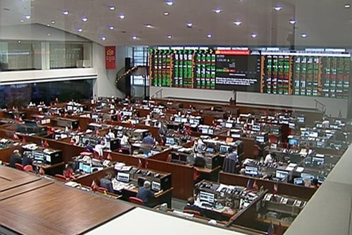 PH shares close slightly higher after choppy session