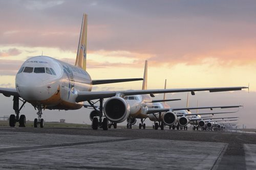 PAL, Cebu Pacific cancel several PH-Hong Kong flights due to 'Isang'