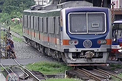 PNR Caloocan-Makati route revived