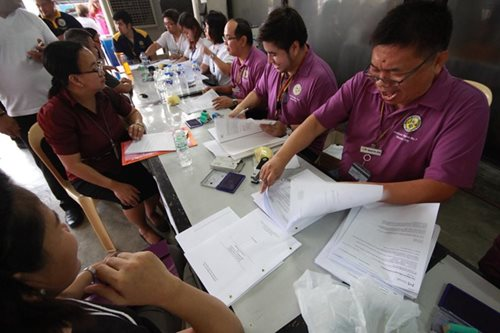 Tax exemptions sought for workers receiving P21,000 and below