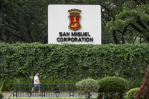San Miguel gets regulator approval for P60-B bond issue