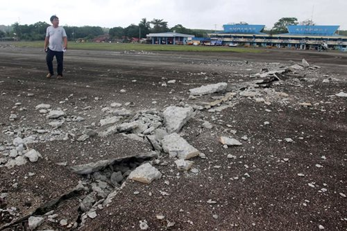 Quake-prone Pacific nations hold joint tsunami drills