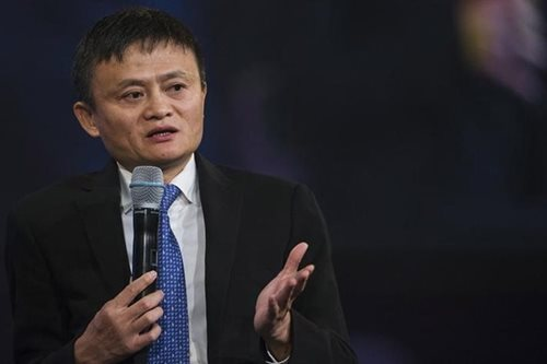 Jack Ma invests in PH