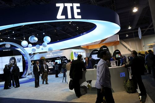 ZTE launches world's first 5G-ready smartphone