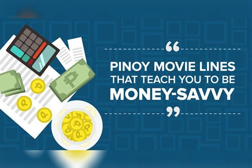 Filipino movie lines that can help you be money-savvy