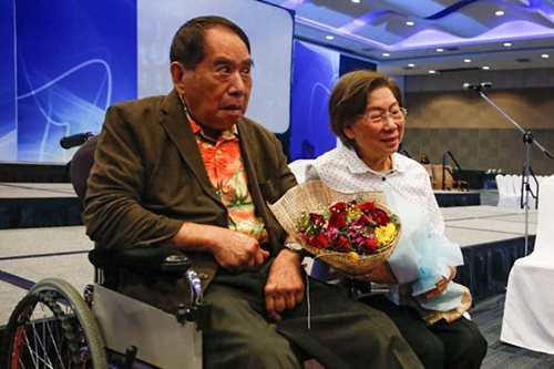 Henry Sy named chairman emeritus of SM Investments