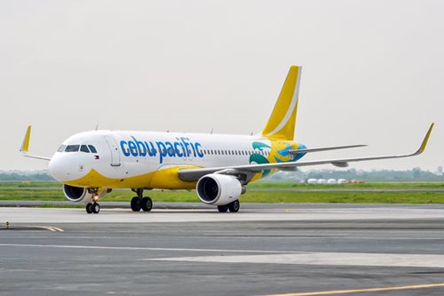 Cebu Pacific holding '9.9' promo fare sale