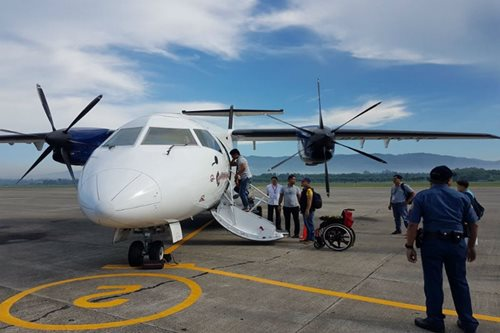 Platinum Skies opens Zamboanga to Sulu flights