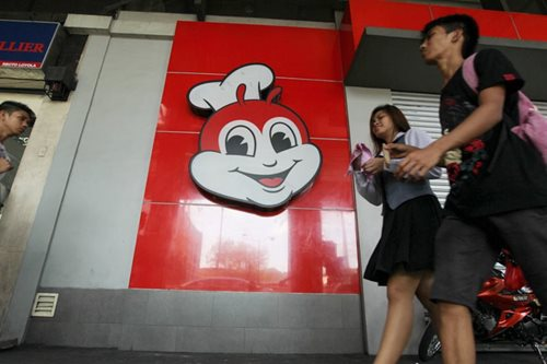 Jollibee takes down delivery website after gov't raises privacy concern