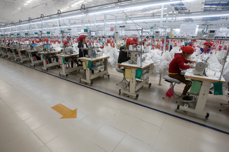 Solid Asia factory growth caps a strong first quarter but outlook