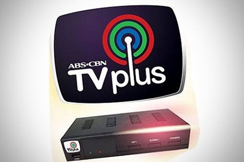 TVplus boosts ABS-CBN's TV ratings