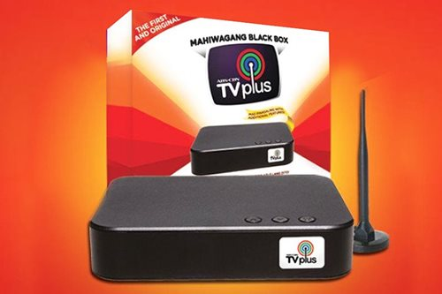 ABS-CBN tests WiFi-capable TV Plus