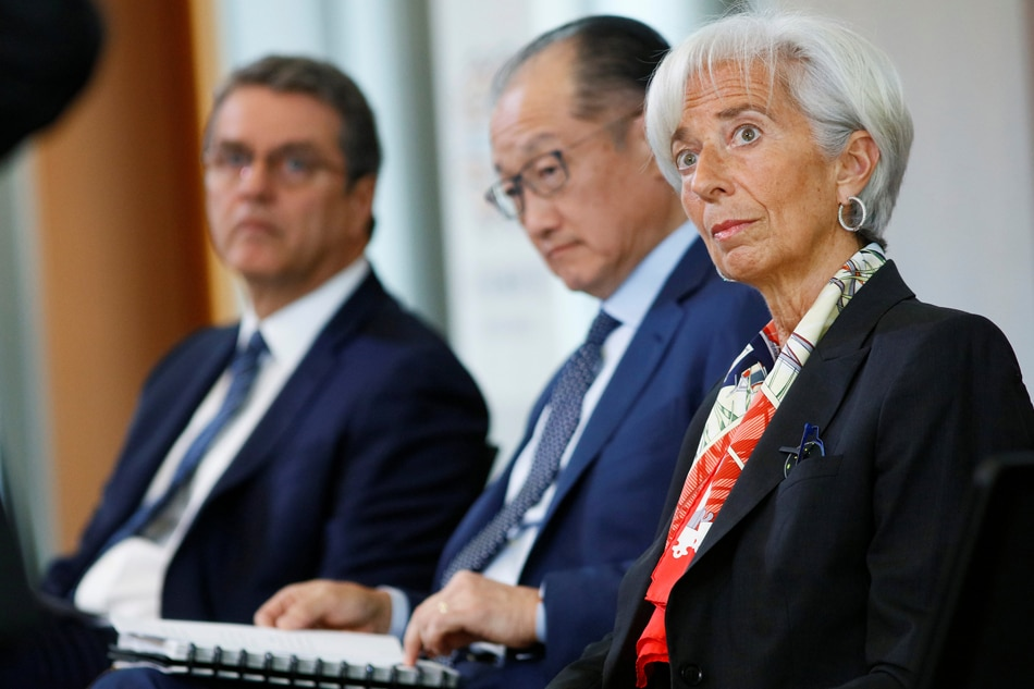 IMF Revises Nigeria's Growth Outlook Upwards