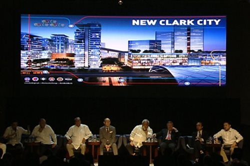 New Clark Green City to avoid 'mistakes' of Metro Manila